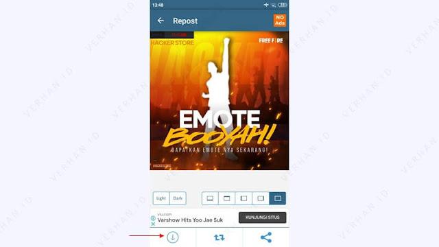 download foto instagram tanpa copy url