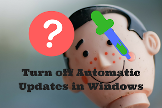 Turn off Automatic Updates in Windows