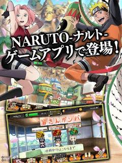 Naruto – Shinobi Collection Shippuranbu Apk v2.13.0 (God Mod) Terbaru