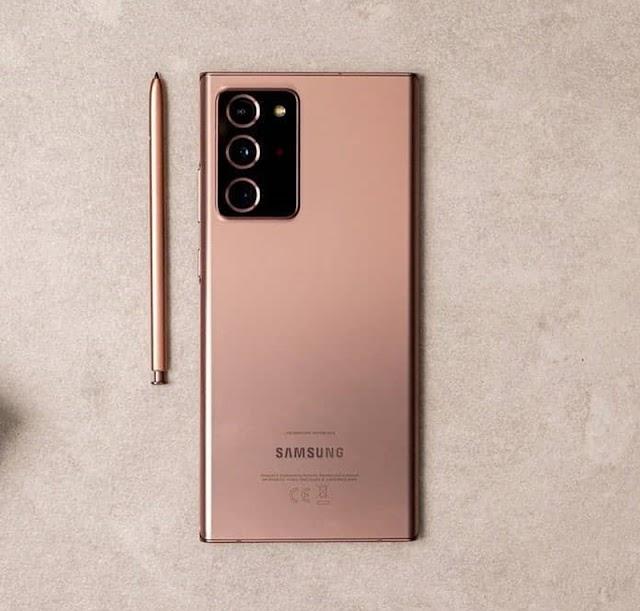 Samsung Galaxy Note 20 Ultra specification - Ultra Premium Smartphone.
