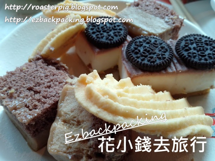 荃灣滿屋甜品buffet
