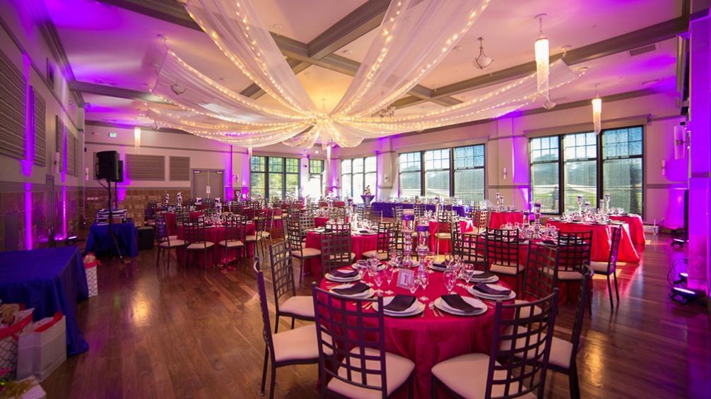 Noah's Event Center Little Rock Wedding Venues