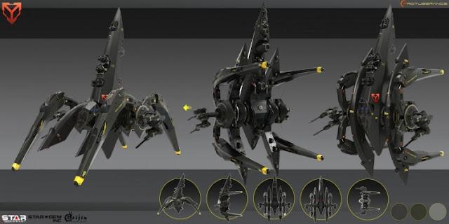 На сайте Star Conflict сообщили о релизе патчей 1 и 2 для игры версии 1.6
