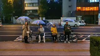 Trotoar di Jepang