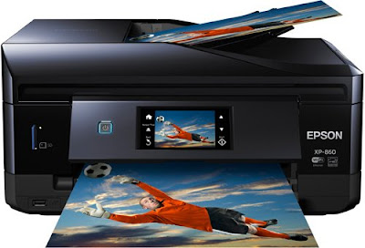 Printer features Amazon Dash Replenishment which Epson Expression Photo XP-860 Driver Downloads