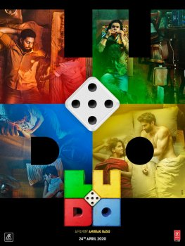 full cast and crew of Bollywood movie Ludo 2020 wiki, movie story, release date, Ludo Actor name poster, trailer, Video, News, Photos, Wallpaper, Wikipedia
