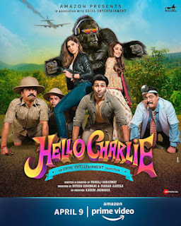 Hello Charlie 2021 Full Movie Download
