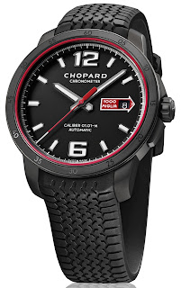 Montre Chopard Mille Miglia GTS Automatic Speed black