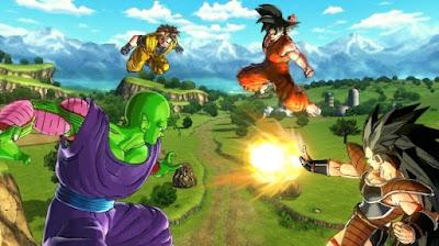 Dragon Ball XenoVerse Game Anime Ringan PC