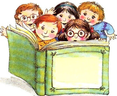 Imagen alusivo al Día Internacional del Libro Infantil y Juvenil para niños