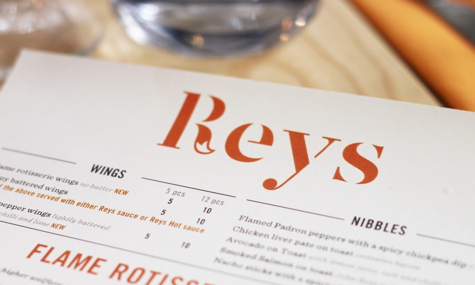 Clashing Time eats: Reys Chicken