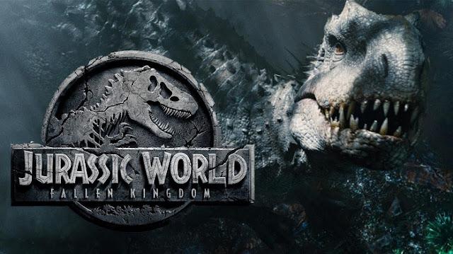 Jurassic World The Fallen Kingdom