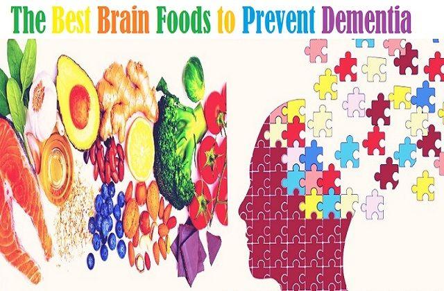 Best Brain Foods for Dementia
