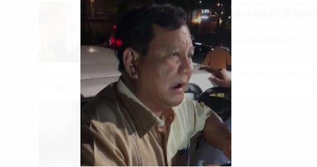 Prabowo: Saya Akan Undang Jokowi, Jangan Ada Perpecahan