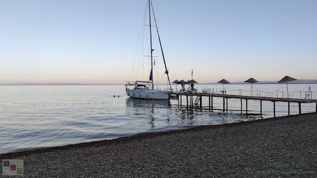 Kadirga Beach, Assos, Canakkale