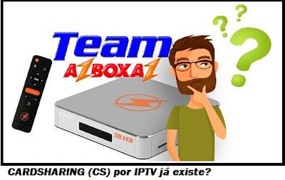 CARDSHARING (CS) por IPTV já existe?
