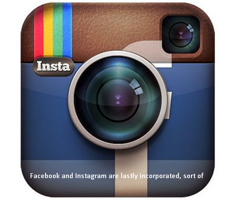 Facebook and Instagram are lastly incorporated, sort of