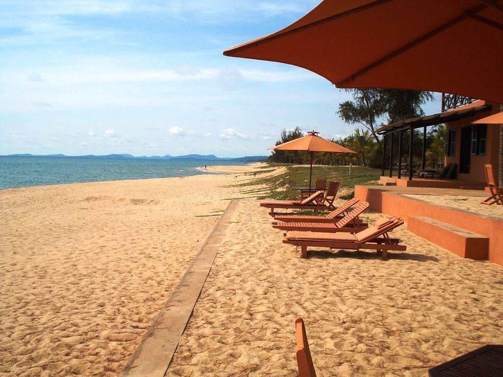 Phu Quoc beach guide: the image of Bai Truong Beach (Long Beach)