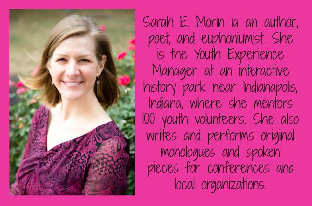 Sarah E. Morin Author Bio