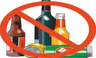Don't smoke or do drugs, and only drink in moderation: