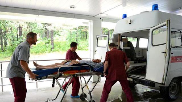 В Ленобласти коллеги подожгли мужчину и пытались его повесить