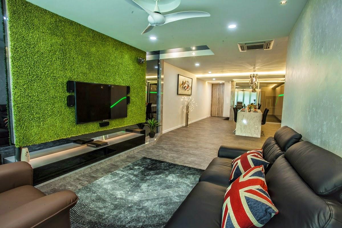 Malaysia Home Renovation Blog: Condo House Idea 4