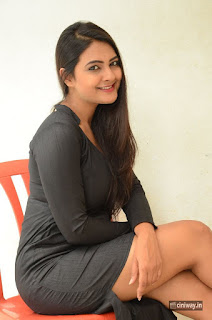 Neha Deshpande Stills at Bullet Movie Launch