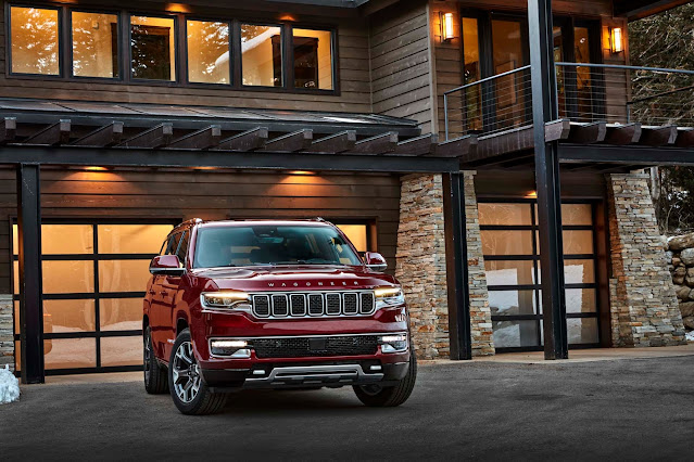 2022 Jeep Wagoneer Preview