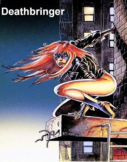 Deathbringer - Cat Claw