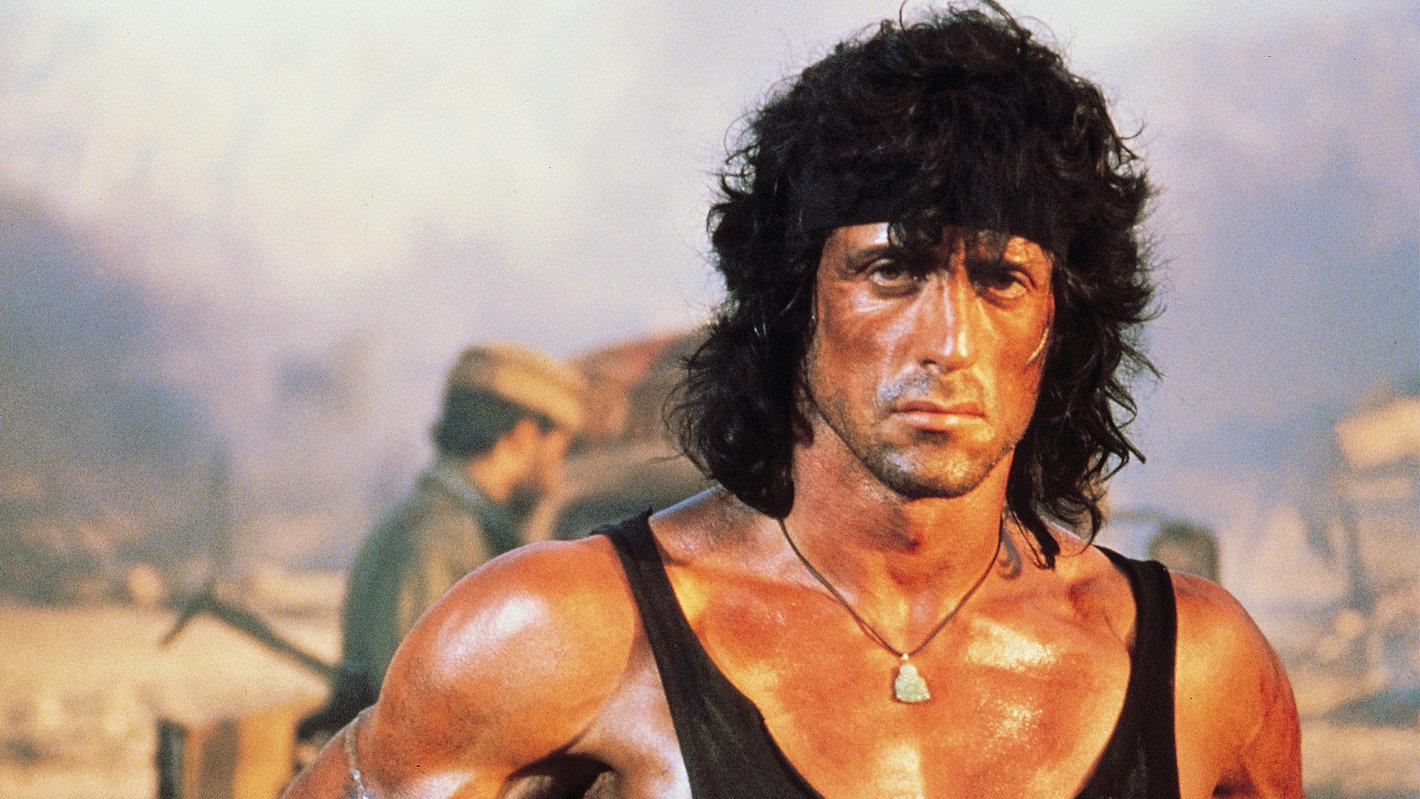 The Ace Black Movie Blog Movie Review Rambo Iii 1988