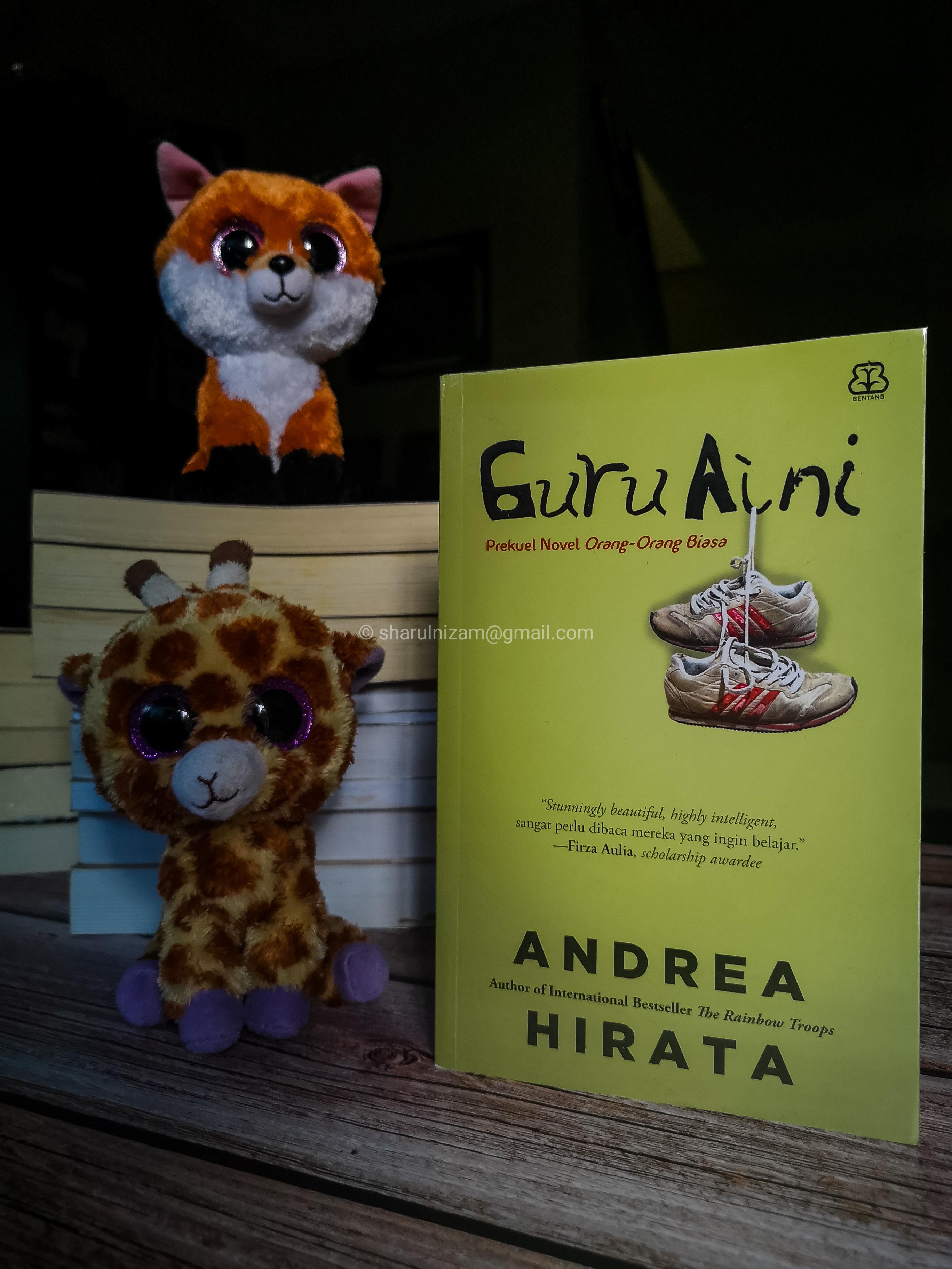 Guru Aini Oleh Andrea Hirata