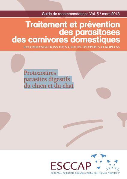 Traitement et prévention des parasitoses des carnivores domestiques - WWW.VETBOOKSTORE.COM