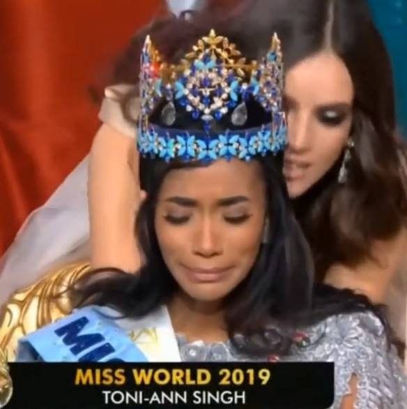 Miss World 2019 Winner