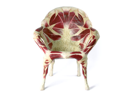 Strange Groteskology Grotesque Chairs Bralicious Painted Fabric Chair Ideas Braliciousco