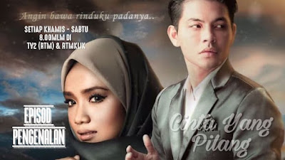 Watak Pelakon Drama Cinta Yang Pulang