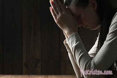 doa tengah malam kristen