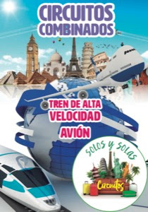 Circuitos Combinados catálogo de viajes 2017
