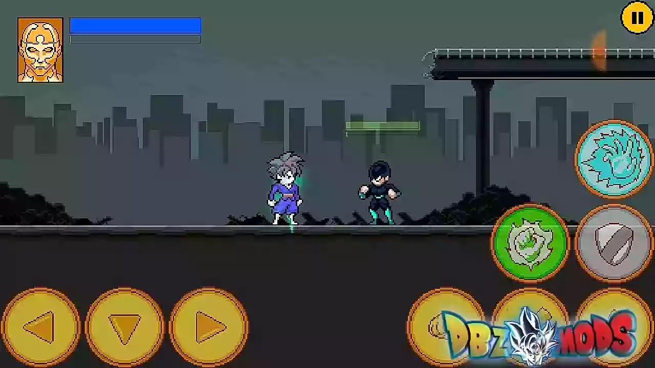 Goku Daishinkan mod