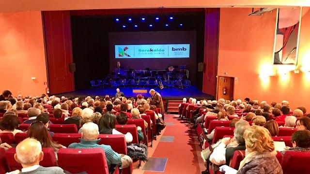El Gobierno Vasco subvenciona con 19.200 euros un programa del Teatro Barakaldo para fidelizar al público