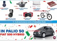 """Concorso Carrefour """"Passione Italiana"""" : in palio 20.000 premi e 50 Fiat 500 Hybrid"""