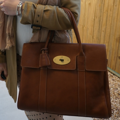 oak NVT Mulberry heritage bayswater bag | awayfromtheblue