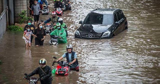 mitigasi bencana banjir