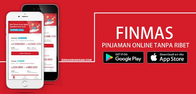 Finmas Pinjaman Online Tanpa Ribet