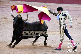 Fotos Toros Roca Rey San Fernando Aranjuez