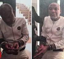 Nnamdi Kanu has been arrested