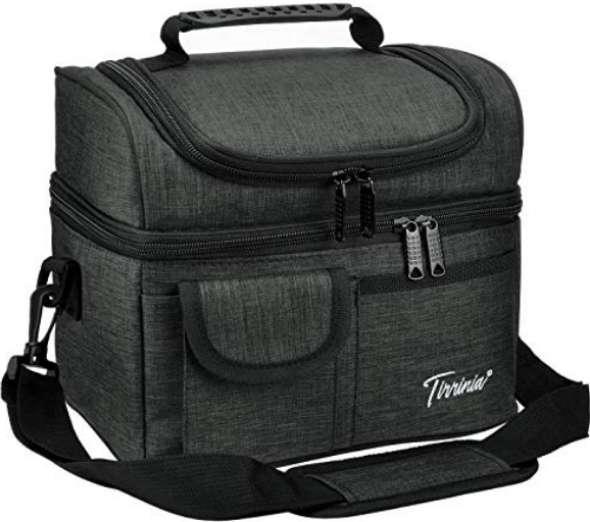 Lunch Bag Insulated bag Men bag Women Bag Food Cooler Thermal Bag