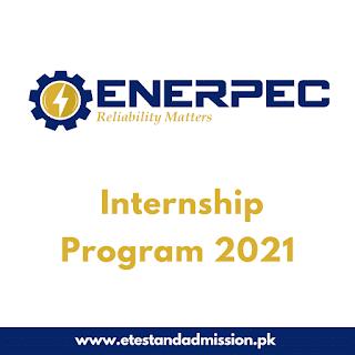 ENERPEC Internship Program 2021