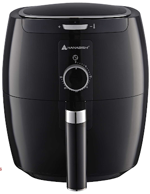 Hanabishi Introduces Two New Additions to Its Top-Selling  Air Fryer Range