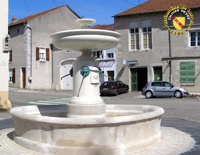 PULLIGNY (54) - Fontaine