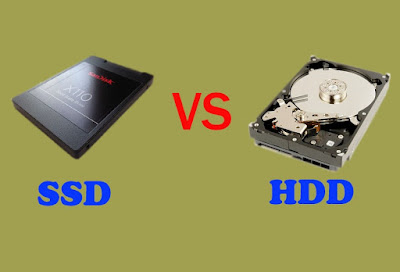 SSD Vs HDD | Differences Between SSD and HDD